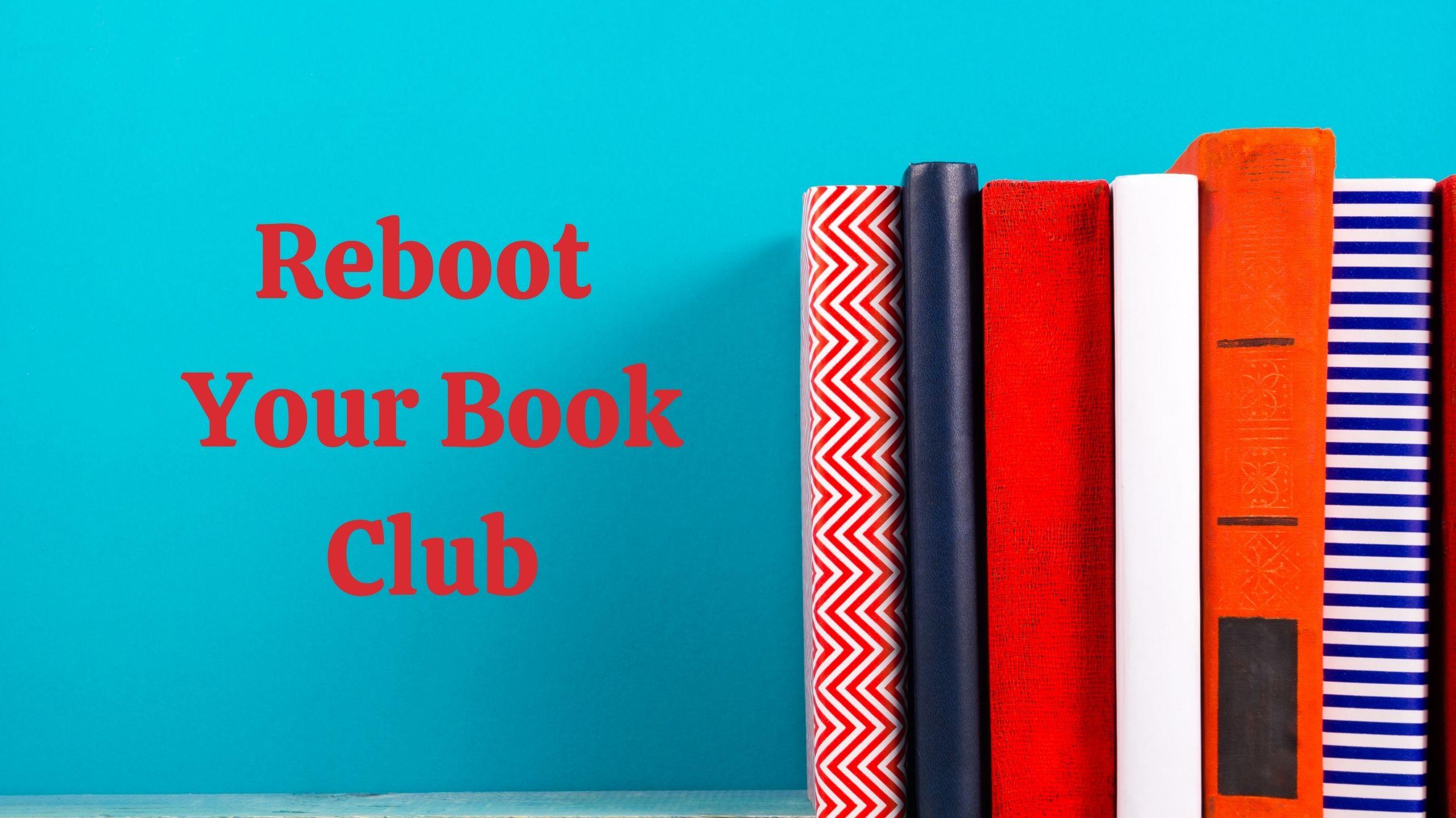 Rebook Your Book Club